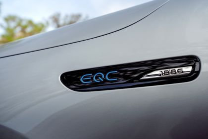 2019 Mercedes-Benz EQC Edition 1886 20