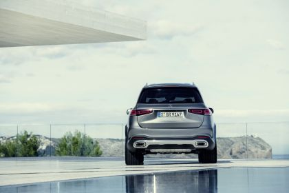 2019 Mercedes-Benz GLS 3