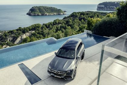 2019 Mercedes-Benz GLS 12
