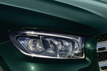 2019 Mercedes-Benz GLS 54