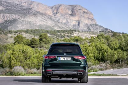 2019 Mercedes-Benz GLS 77