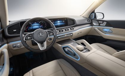 2019 Mercedes-Benz GLS 93