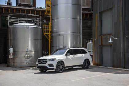 2019 Mercedes-Benz GLS 105