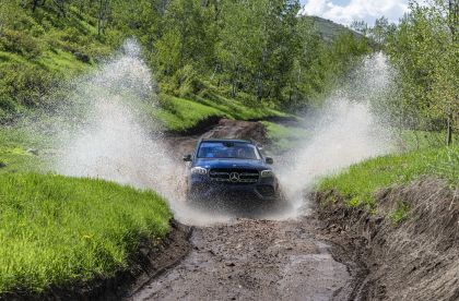 2019 Mercedes-Benz GLS 110