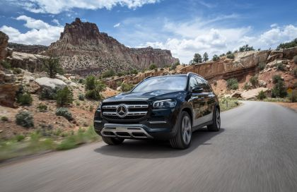 2019 Mercedes-Benz GLS 128