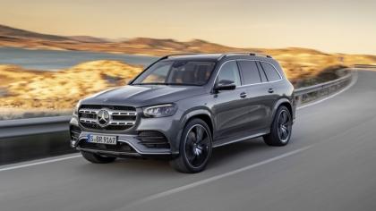 2019 Mercedes-Benz GLS 4