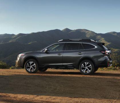 2020 Subaru Outback 2
