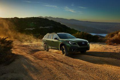 2020 Subaru Outback 4