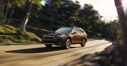 2020 Subaru Outback 7