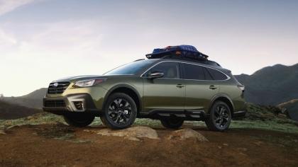 2020 Subaru Outback 8