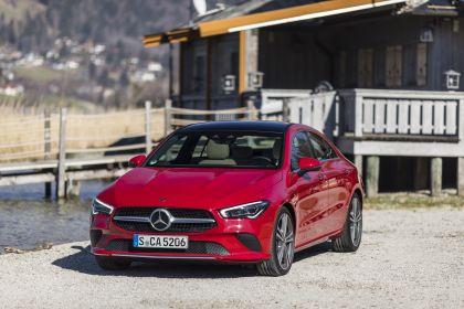 2019 Mercedes-Benz CLA 200 2