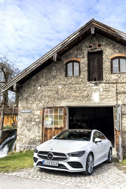 2019 Mercedes-Benz CLA 220d 1