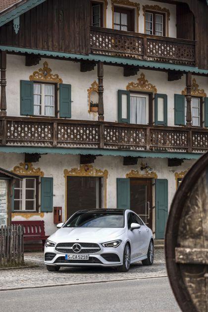 2019 Mercedes-Benz CLA 220d 2