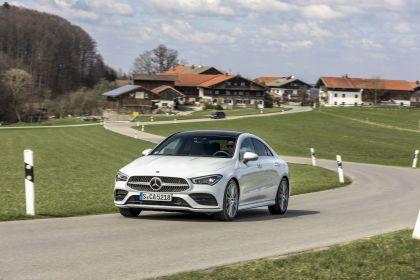 2019 Mercedes-Benz CLA 220d 4
