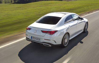 2019 Mercedes-Benz CLA 220d 8