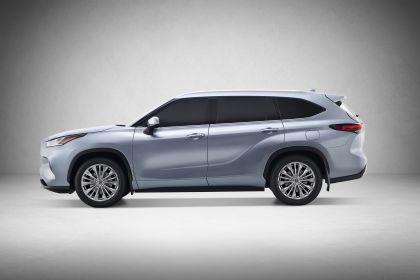 2020 Toyota Highlander Platinum AWD 2