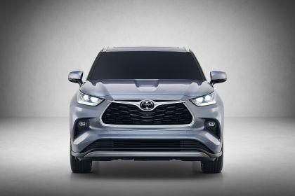 2020 Toyota Highlander Platinum AWD 4