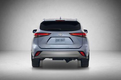 2020 Toyota Highlander Platinum AWD 5