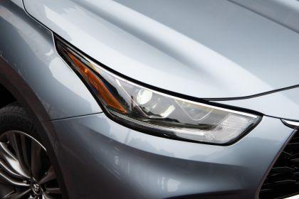 2020 Toyota Highlander Platinum AWD 41