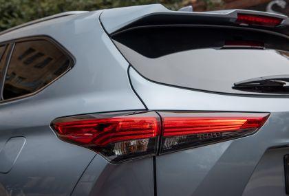 2020 Toyota Highlander Platinum AWD 44