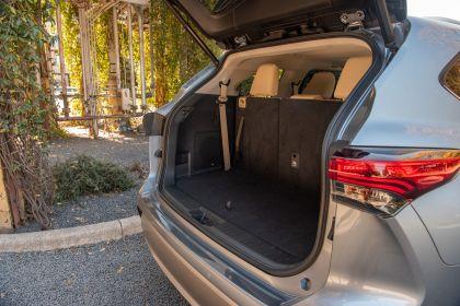 2020 Toyota Highlander Platinum AWD 49