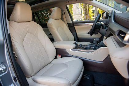 2020 Toyota Highlander Platinum AWD 64