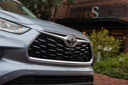 2020 Toyota Highlander Platinum AWD 39