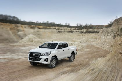 2019 Toyota Hilux special edition 1