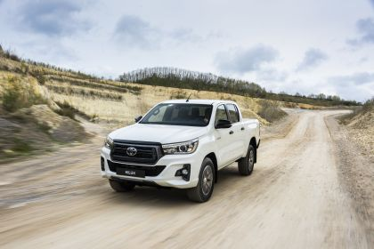 2019 Toyota Hilux special edition 9