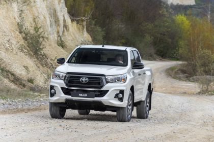 2019 Toyota Hilux special edition 12