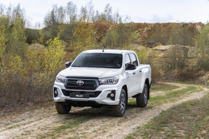 2019 Toyota Hilux special edition 17