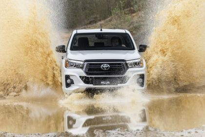 2019 Toyota Hilux special edition 22