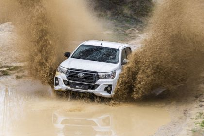 2019 Toyota Hilux special edition 25