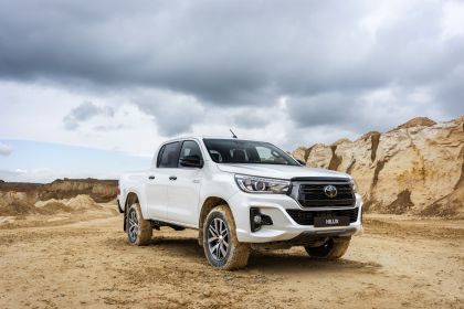 2019 Toyota Hilux special edition 28