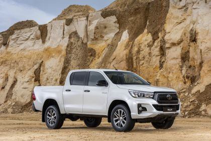 2019 Toyota Hilux special edition 30
