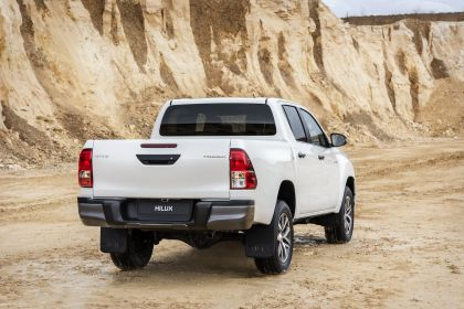 2019 Toyota Hilux special edition 34