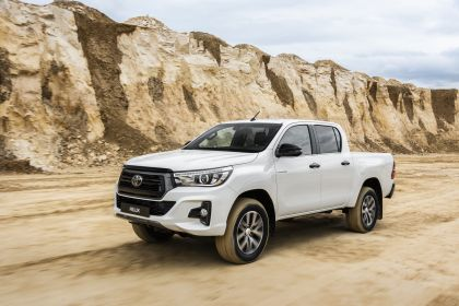 2019 Toyota Hilux special edition 42