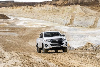 2019 Toyota Hilux special edition 46