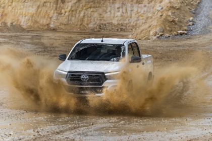2019 Toyota Hilux special edition 50