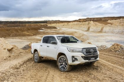 2019 Toyota Hilux special edition 52