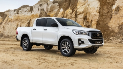 2019 Toyota Hilux special edition 4