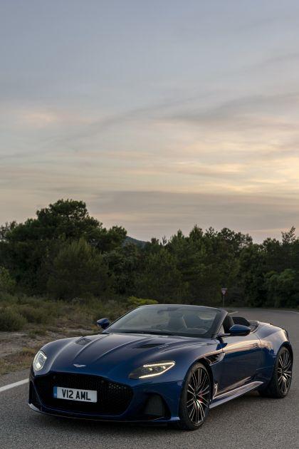 2019 Aston Martin DBS Superleggera Volante 30