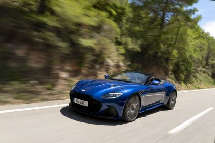 2019 Aston Martin DBS Superleggera Volante 33