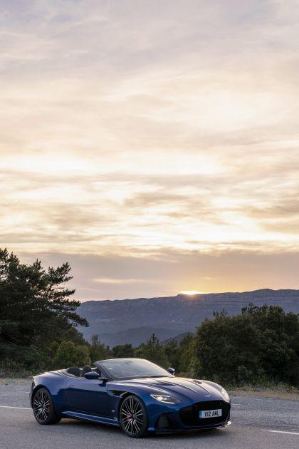 2019 Aston Martin DBS Superleggera Volante 42