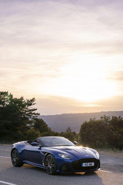 2019 Aston Martin DBS Superleggera Volante 45