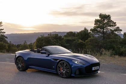 2019 Aston Martin DBS Superleggera Volante 56