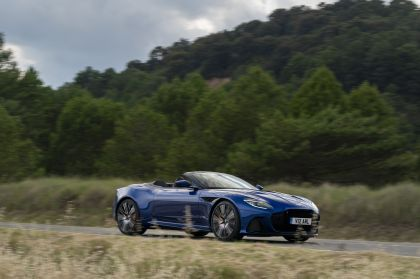 2019 Aston Martin DBS Superleggera Volante 69