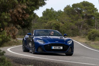 2019 Aston Martin DBS Superleggera Volante 91