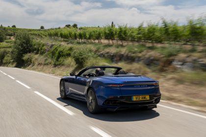 2019 Aston Martin DBS Superleggera Volante 110