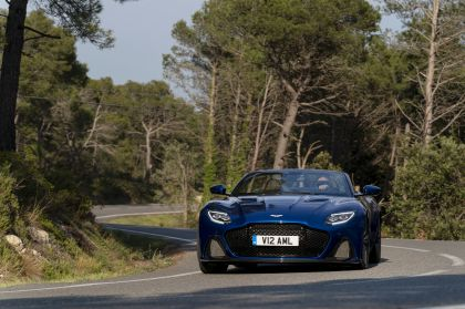 2019 Aston Martin DBS Superleggera Volante 117